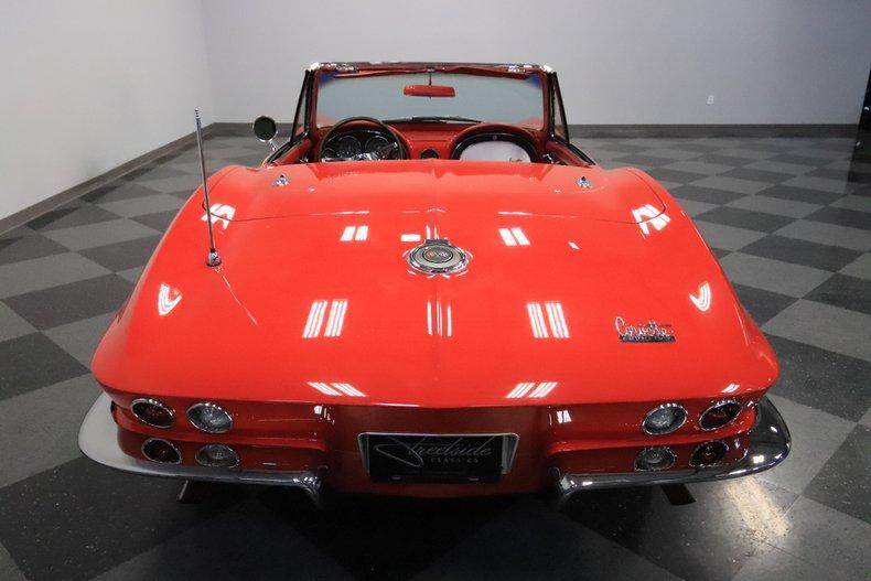 1966 Chevrolet Corvette 11