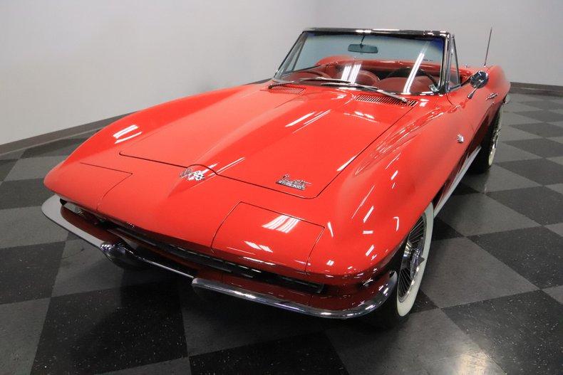 1966 Chevrolet Corvette 20