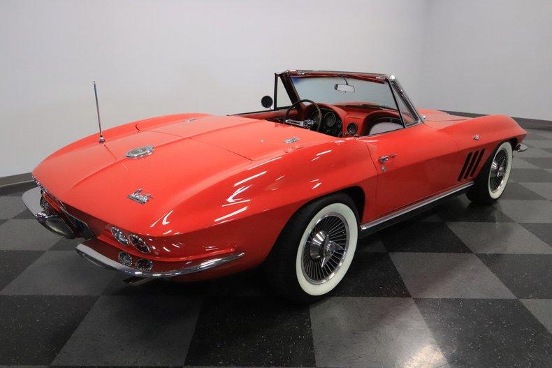 1966 Chevrolet Corvette 35
