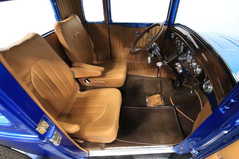 1931 Studebaker Dictator 52