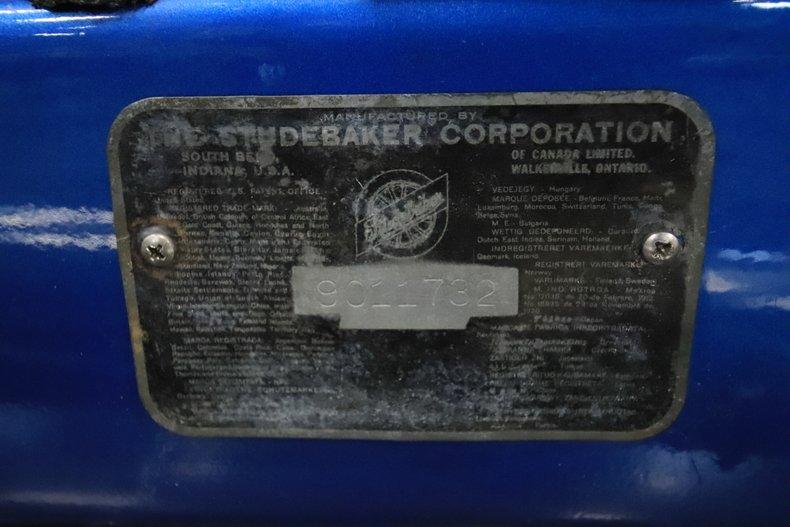 1931 Studebaker Dictator 62