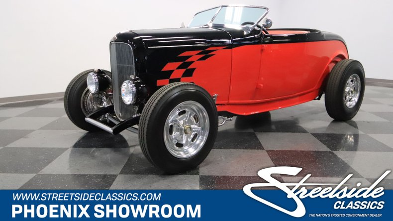 For Sale: 1932 Ford Highboy