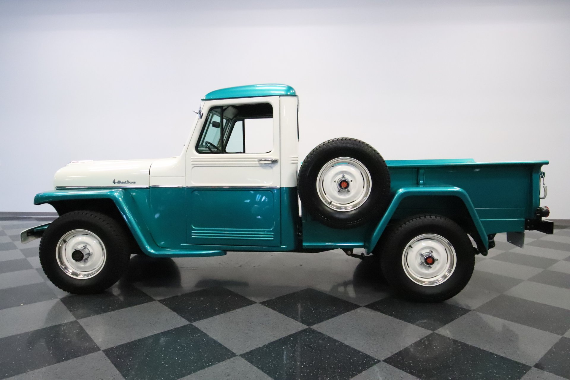 1959 willys pickup 4x4