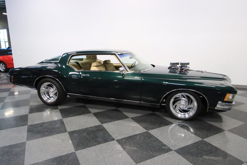1973 Buick Riviera 16