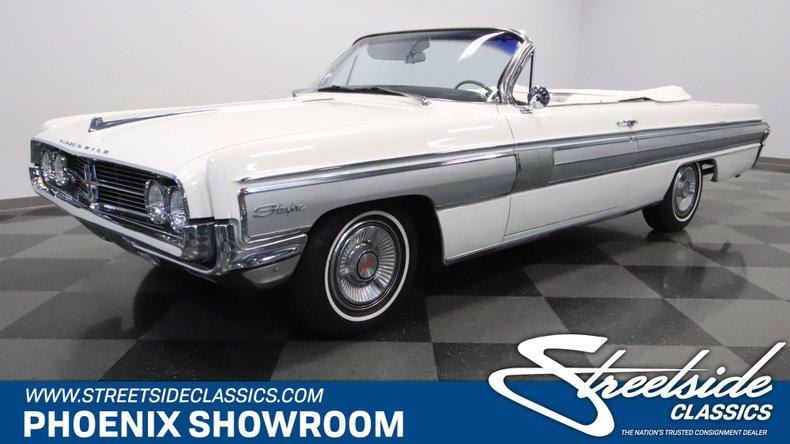 1962 Oldsmobile Starfire For Sale