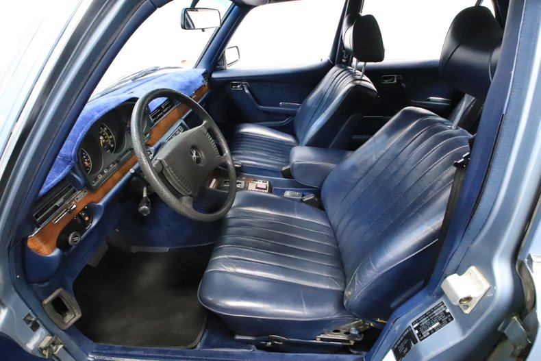1979 Mercedes-Benz 450SEL 4