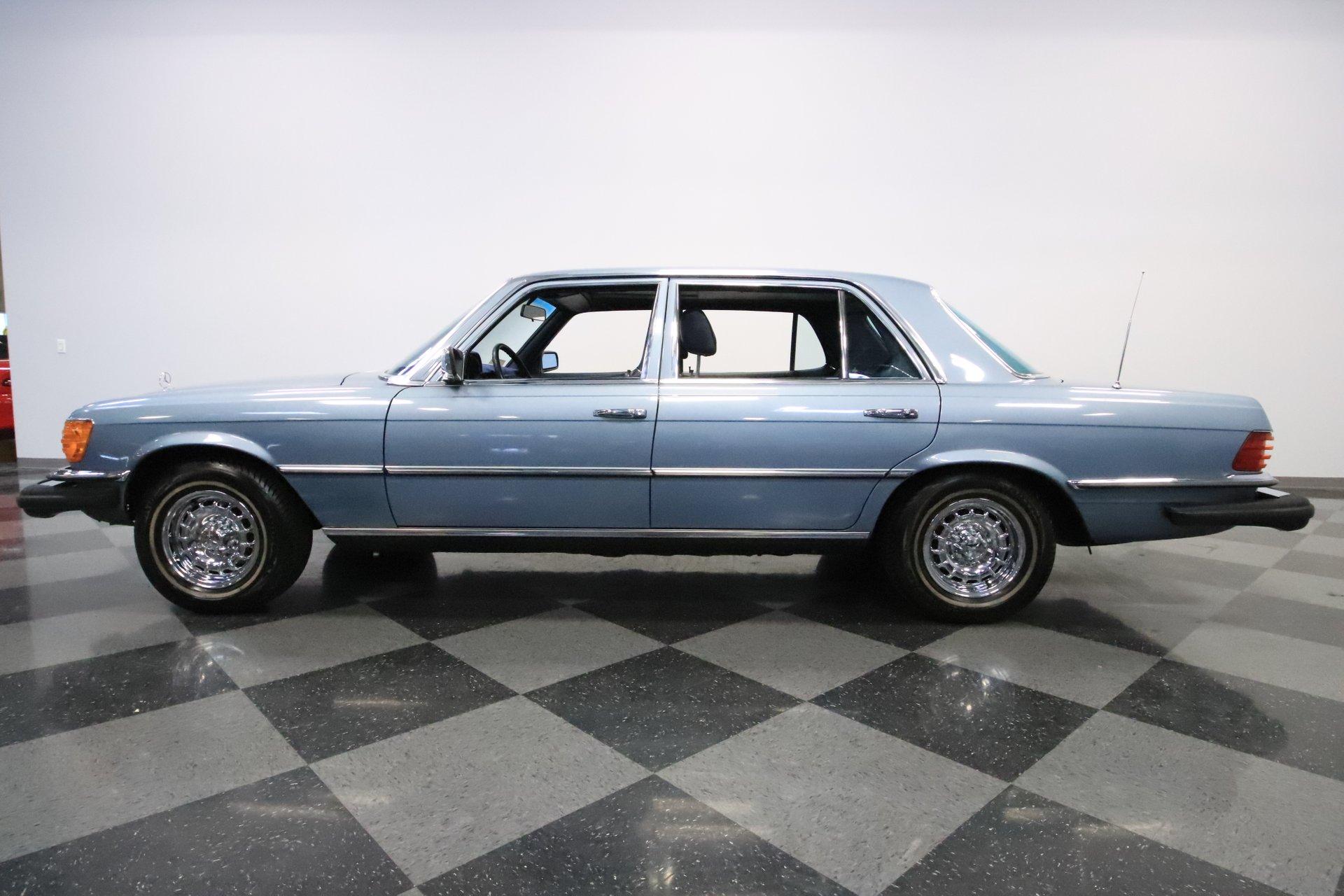 1979 mercedes benz 450sel