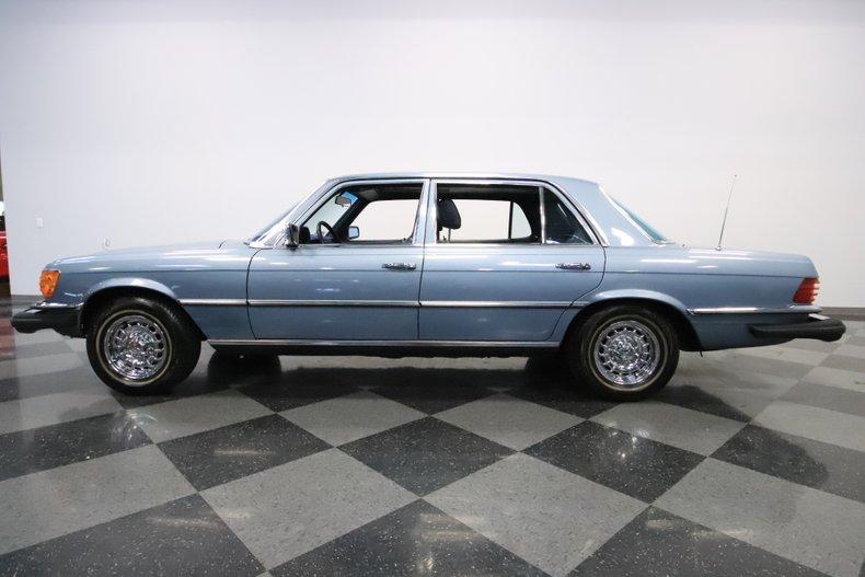 1979 Mercedes-Benz 450SEL 2