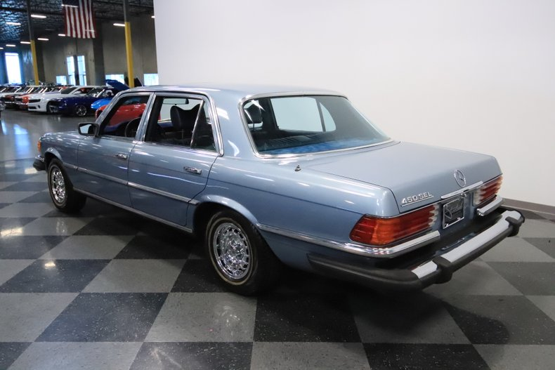 1979 Mercedes-Benz 450SEL 9