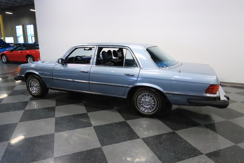 1979 Mercedes-Benz 450SEL 8