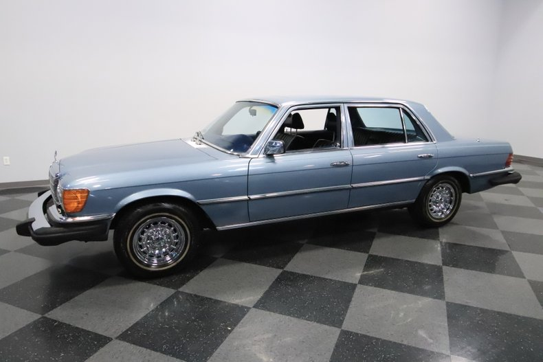1979 Mercedes-Benz 450SEL 6