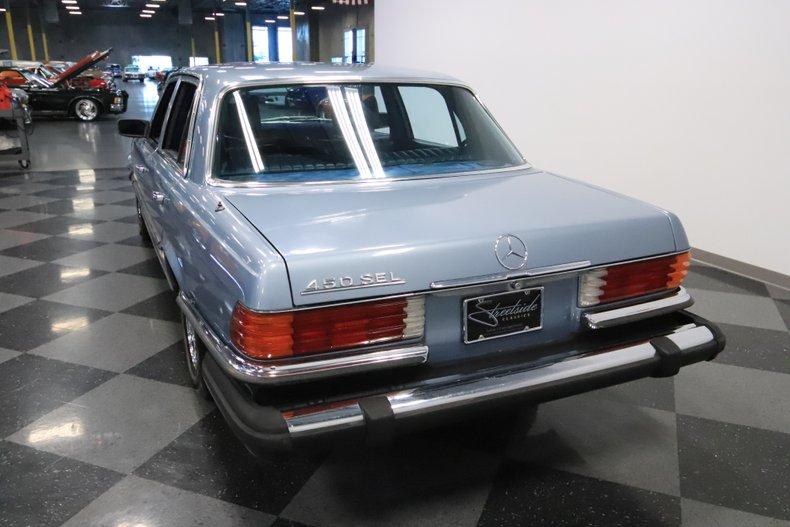 1979 Mercedes-Benz 450SEL 10