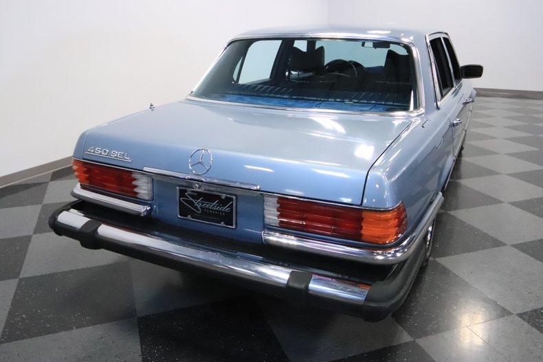 1979 Mercedes-Benz 450SEL 12