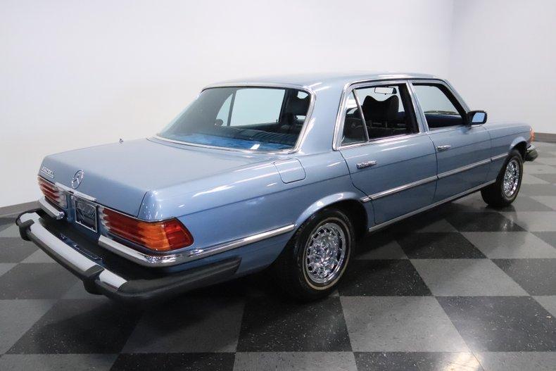 1979 Mercedes-Benz 450SEL 13