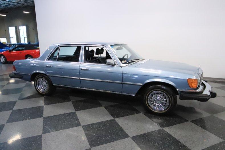 1979 Mercedes-Benz 450SEL 16