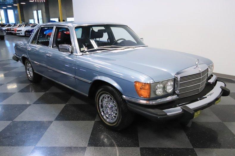1979 Mercedes-Benz 450SEL 17