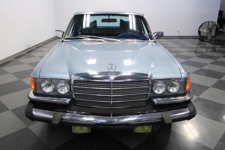 1979 Mercedes-Benz 450SEL 19