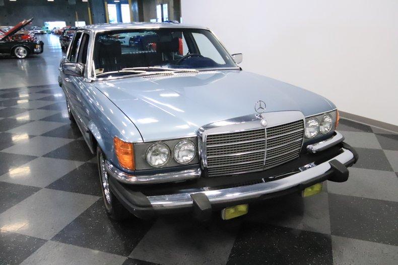 1979 Mercedes-Benz 450SEL 18