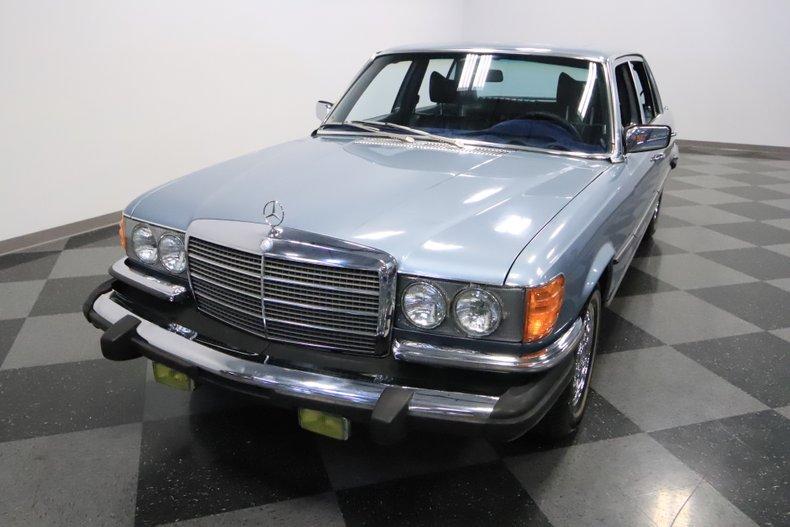 1979 Mercedes-Benz 450SEL 20