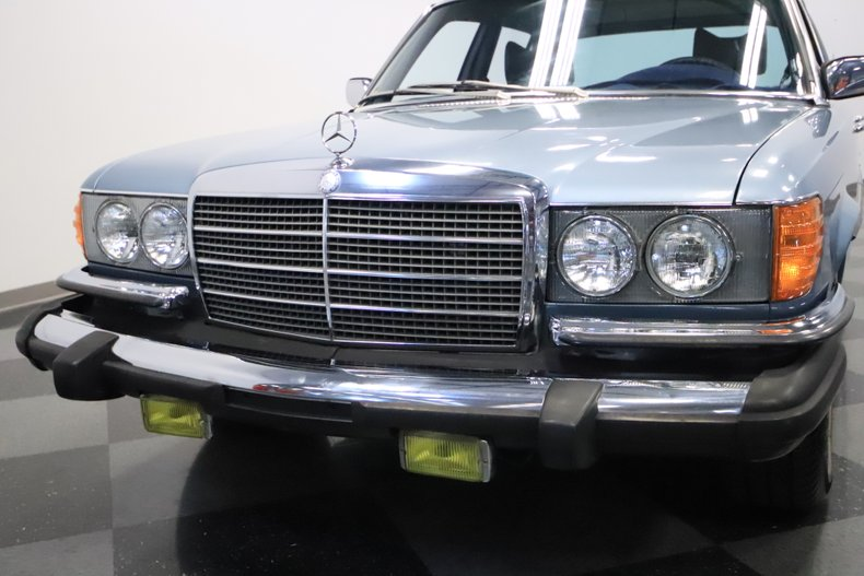 1979 Mercedes-Benz 450SEL 22