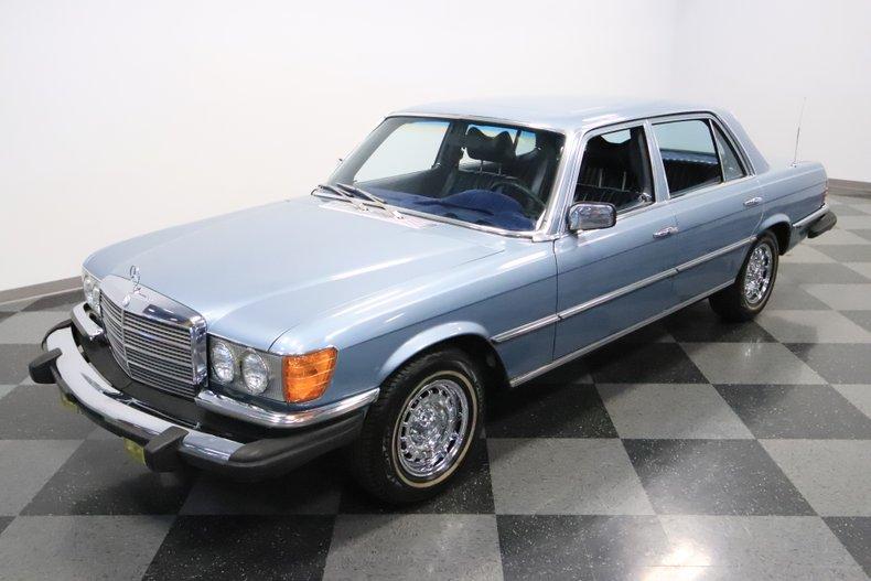 1979 Mercedes-Benz 450SEL 21
