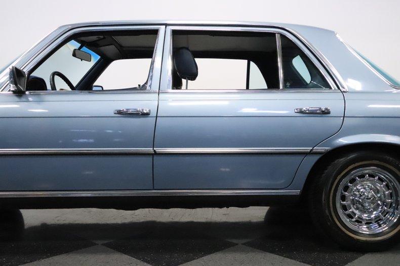 1979 Mercedes-Benz 450SEL 26