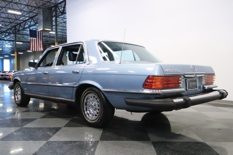 1979 Mercedes-Benz 450SEL 28