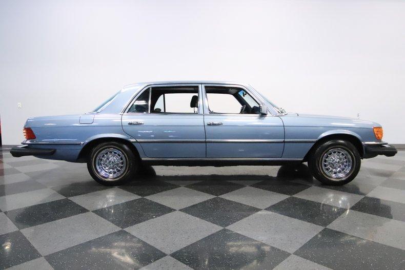 1979 Mercedes-Benz 450SEL 32
