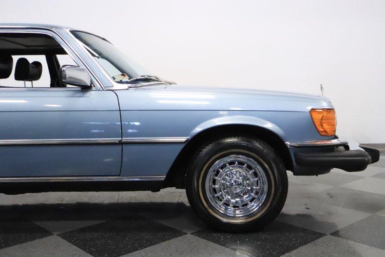 1979 Mercedes-Benz 450SEL 35