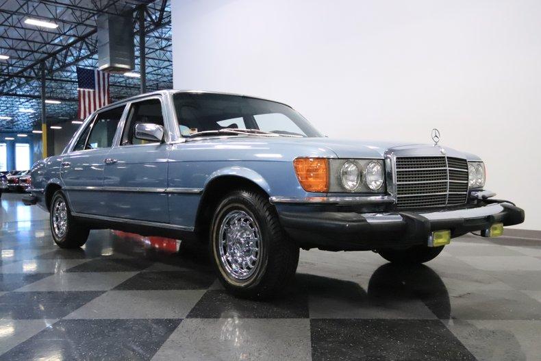 1979 Mercedes-Benz 450SEL 36