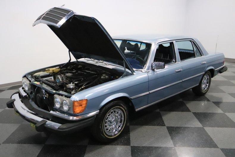 1979 Mercedes-Benz 450SEL 37