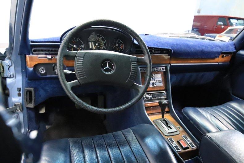 1979 Mercedes-Benz 450SEL 46