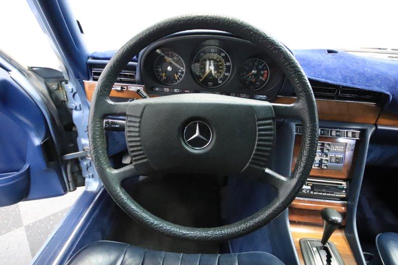 1979 Mercedes-Benz 450SEL 47