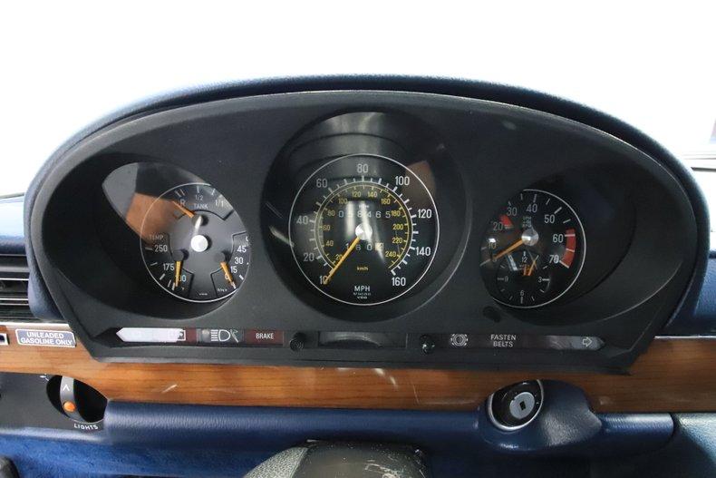 1979 Mercedes-Benz 450SEL 48
