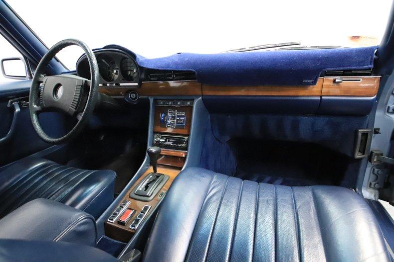1979 Mercedes-Benz 450SEL 55