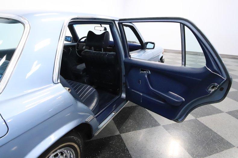1979 Mercedes-Benz 450SEL 60