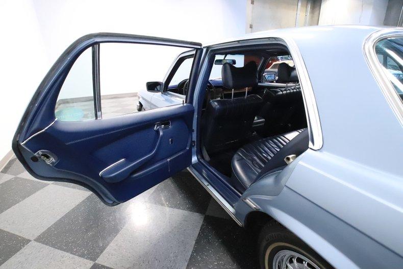 1979 Mercedes-Benz 450SEL 63