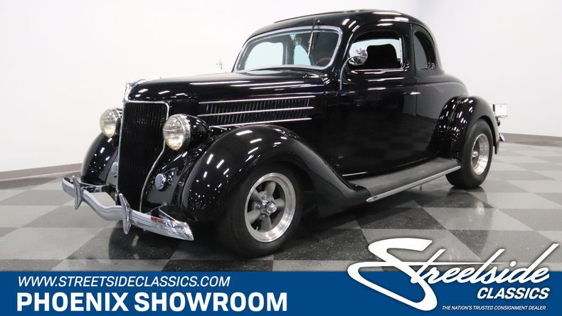 1936 Ford 5-Window For Sale
