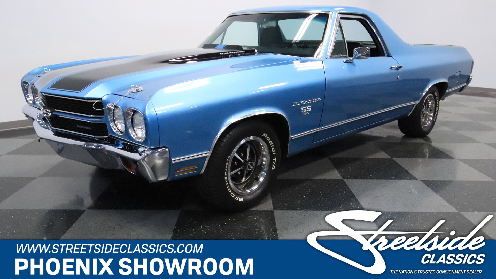 1970 Chevrolet El Camino for sale #171392 | Motorious
