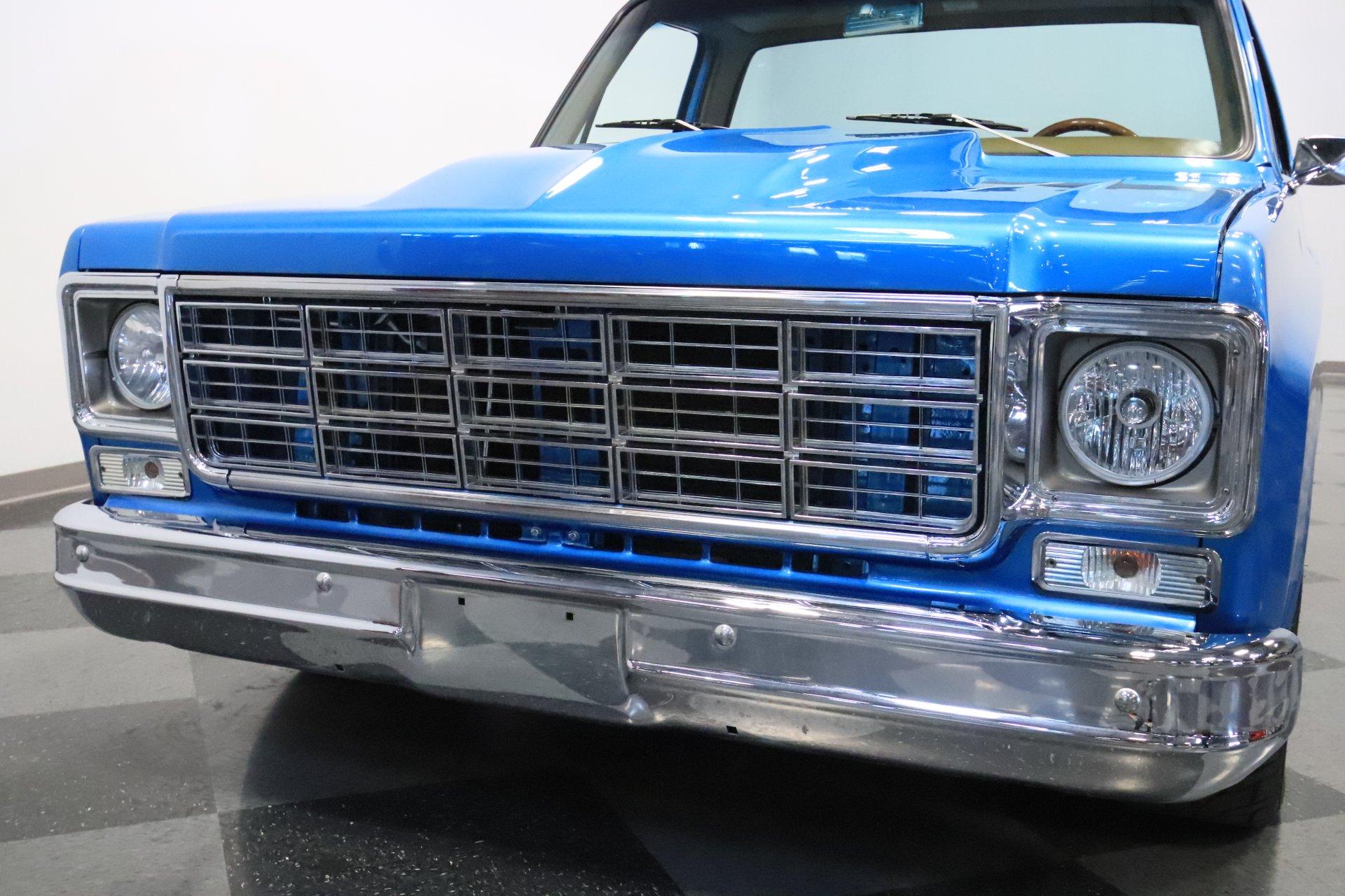 1973 Chevrolet C10 for sale #128176 | MCG