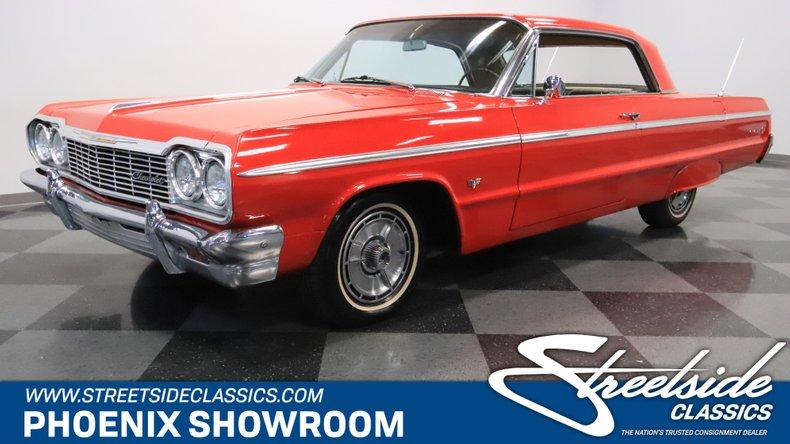 1964 Chevrolet Impala SS for sale #130210 | MCG