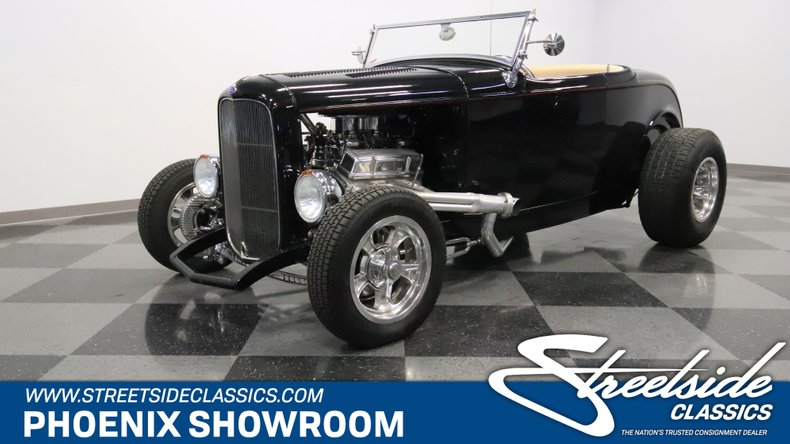 For Sale: 1932 Ford Roadster