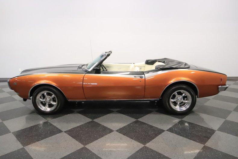 1968 Pontiac Firebird 7