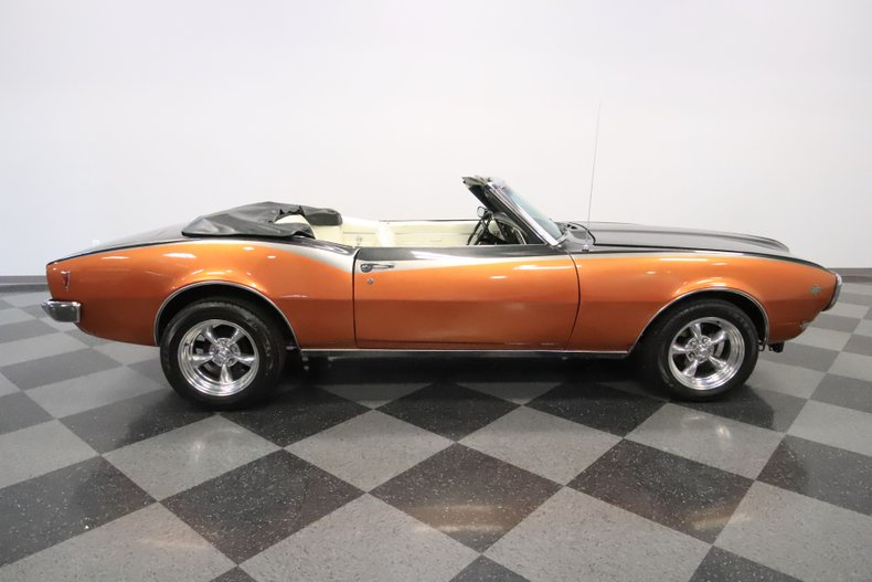 1968 Pontiac Firebird 15