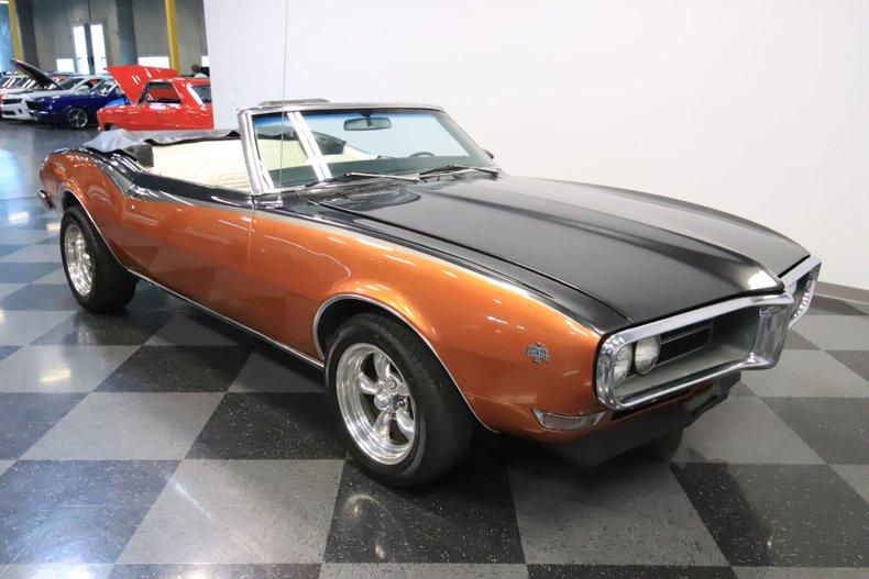 1968 Pontiac Firebird 17