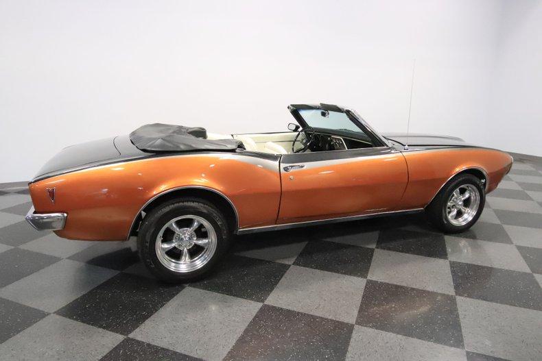 1968 Pontiac Firebird 14