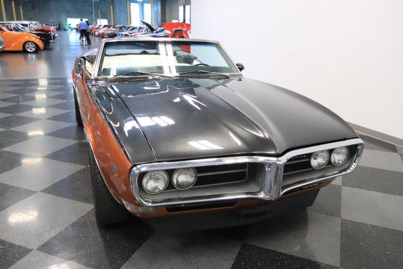 1968 Pontiac Firebird 18