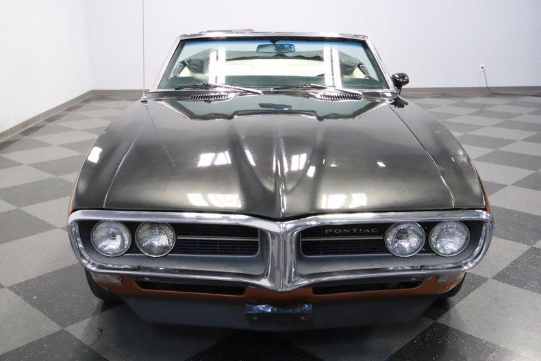 1968 Pontiac Firebird 19