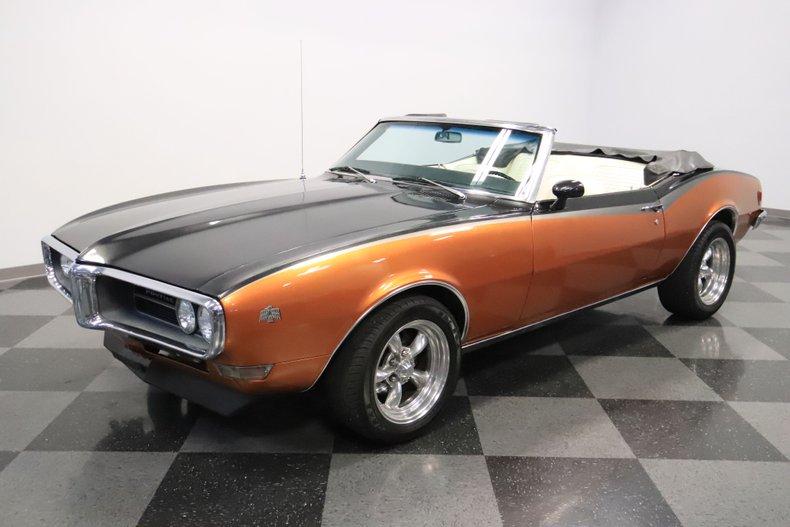 1968 Pontiac Firebird 21