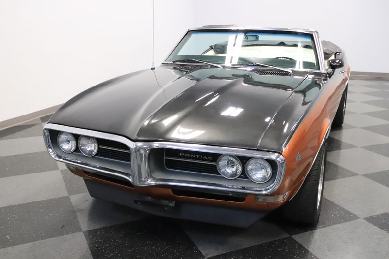 1968 Pontiac Firebird 20